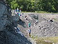 Paleontologists in a quarry in New York state.jpg