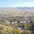 Panorama of Qarashamb village 01.jpg
