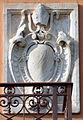 Parco di pratolino, villa demidoff (ex- piaggeria), stemma di vescovo.JPG
