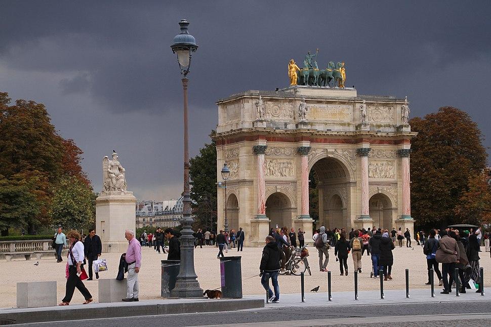 Paris-Arc de Triomphe du Carrousel-104-2017-gje