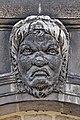Paris - Les Invalides - Façade nord - Mascarons - 044.jpg