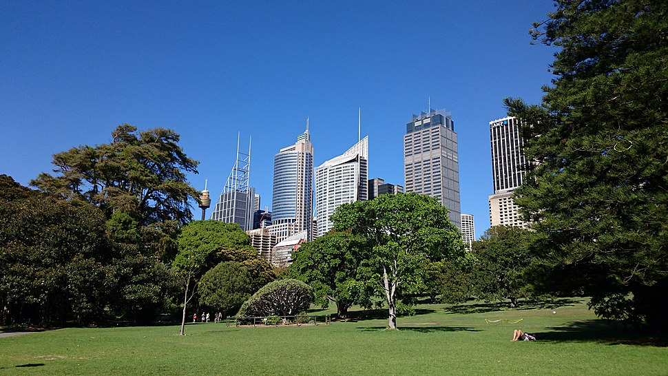 Park in Sydney