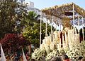 Paso de palio de la virgen Maria santísima del amor de San Fernando 04791.jpg