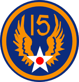 Patch 15th USAAF