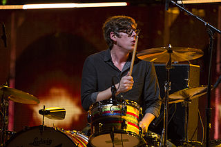 Patrick Carney American musician and producer
