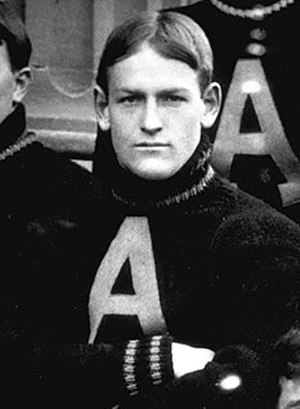1901 College Football All-America Team - Paul Bunker of Army