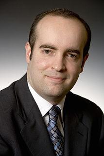 Paul Ferreira Canadian politician