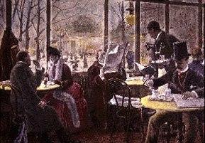 Paul Hoeniger Cafe Josty