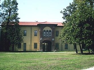 Parabiago - The Maggi-Corvini Villa