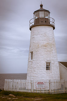 Pemaquid Point Light Station, Bristol, Maine, USA 2012.jpg