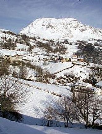 Laviana - Peñamayor Mountain, at Llaviana.