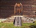 Petäjävesi Old Church entry.jpg