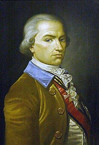 Peter August, Duke of Schleswig-Holstein-Sonderburg-Beck - Image: Peter August, Duke of Schleswig Holstein Sonderburg Beck
