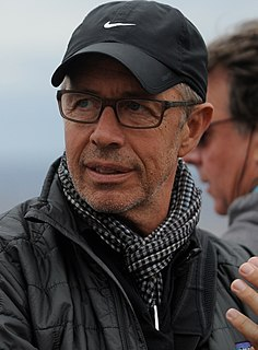 Peter Chelsom British film director, writer, and actor