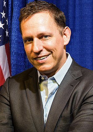 Peter Thiel - Peter Thiel, 2016
