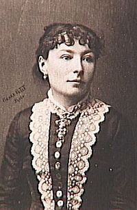 Portait de Virginie Demont-Breton