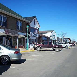 Petitcodiac, New Brunswick - Downtown Petitcodiac