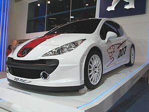 Peugeot 207 RC - 002 - Flickr - cosmic spanner.jpg