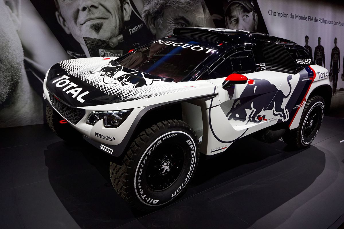 peugeot 3008 dkr wikipedia. Black Bedroom Furniture Sets. Home Design Ideas