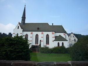 Deudesfeld - Parish church in Deudesfeld