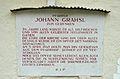 Pfarrkirche hl. Oswald Gasen - plaque for Johann Grahsl.jpg