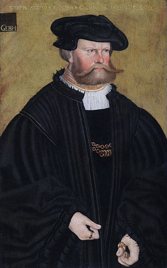 Philip, Count of Solms-Lich - Philip by Hans Döring.