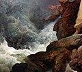 Philippe jacques de loutherbourg, distruzione dell'esercito del faraone, 1792, 02 affogati tra i flutti.jpg