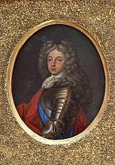 Le duc d'Anjou (futur Philippe V d'Espagne)