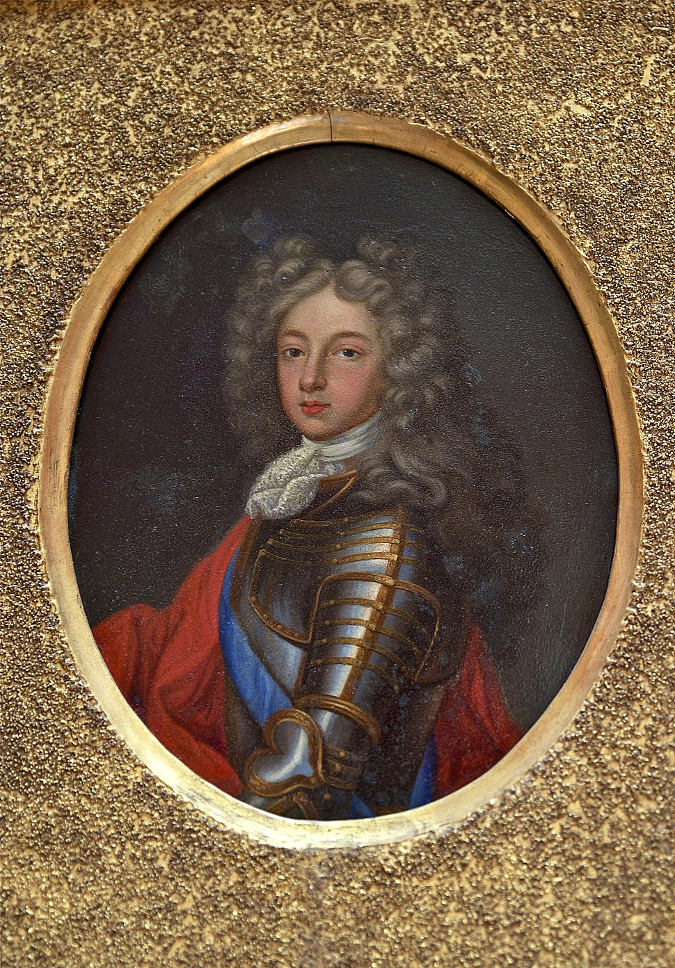 Philippe of France, Duke of Anjou by unknown artist