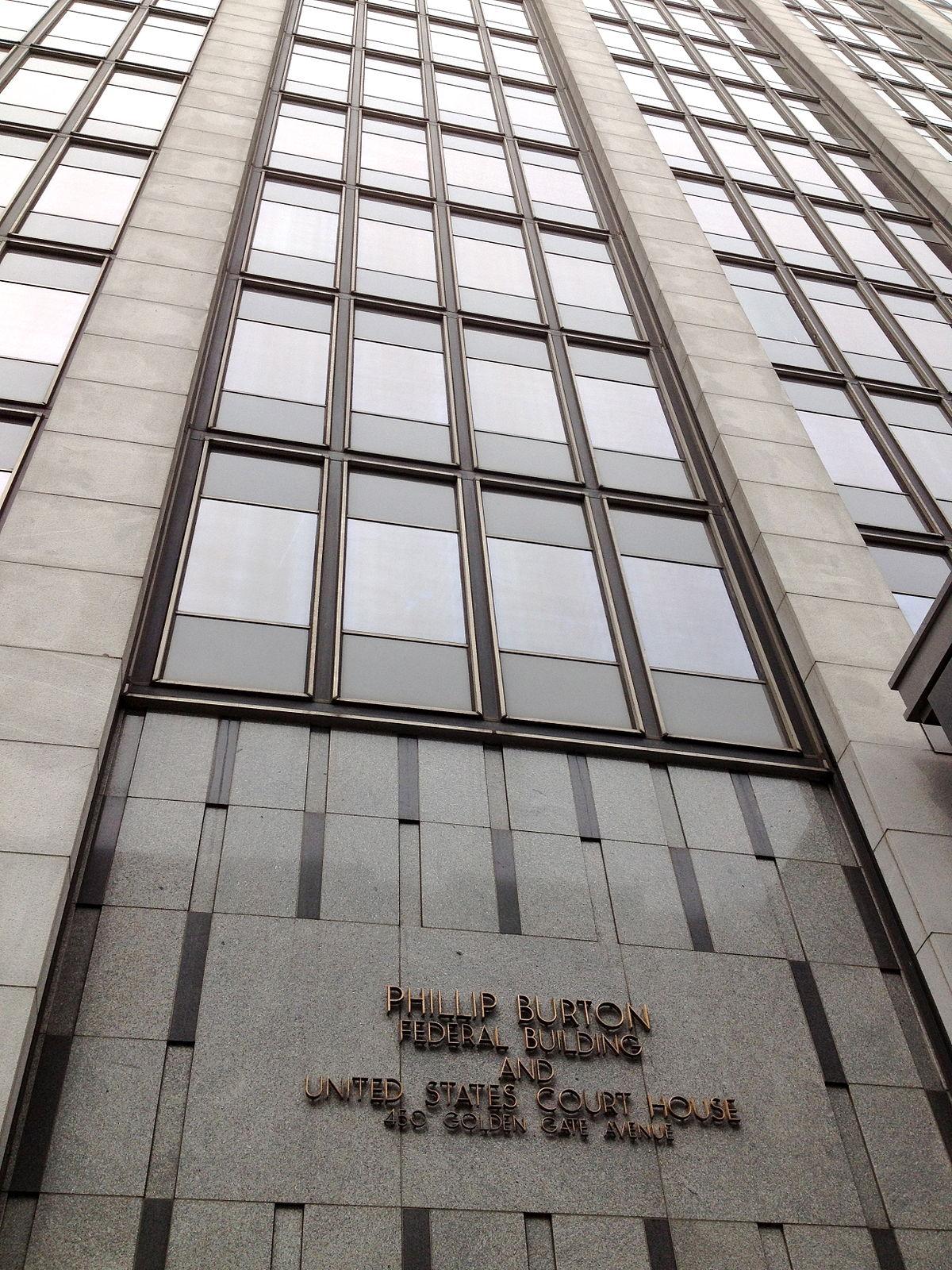 Phillip Burton Federal Building Wikipedia