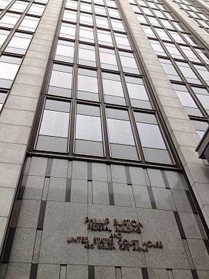 Phillip Burton Federal Building - Image: Phillip Burton Federal Building