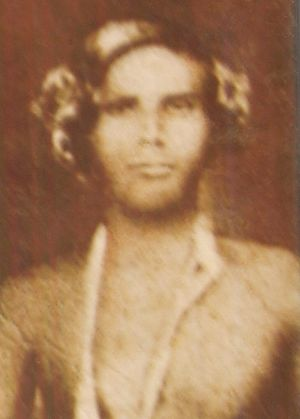 Utuwankande Sura Saradiel - Sura Saradiel after taken into Custody in 1864.