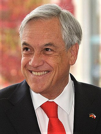 Chilean presidential election, 2009–10 - Image: Piñera (2010)