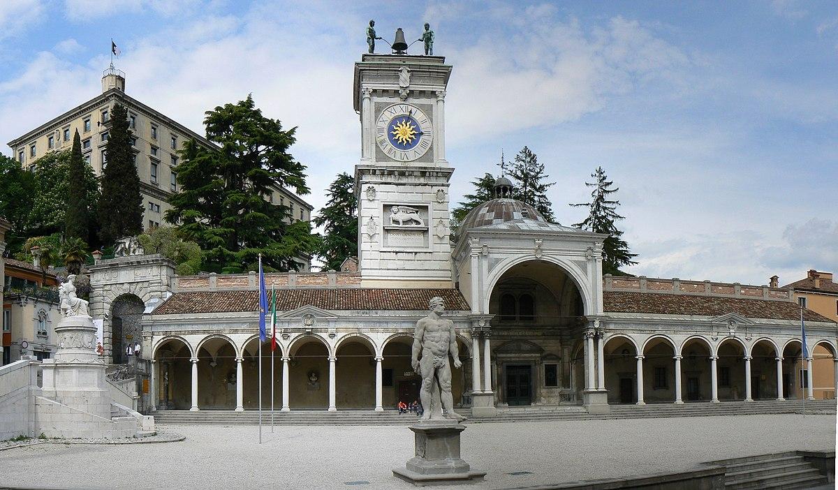 Giardino In Città Udine udine - wikiquote