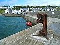 Pier, Portsalon - geograph.org.uk - 1424561.jpg