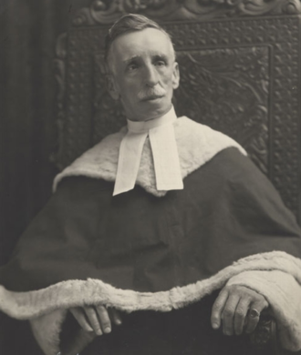 Section 121 of the Constitution Act, 1867 - Justice Pierre-Basile Mignault