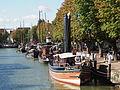 Pieter Boele (tugboat, 1893), ENI 02302244, Stoomsleepboot in binnenhaven - Dordrecht pic3.JPG