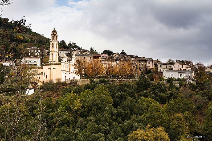 Pietra-di-Verde (Haute-Corse) - A Tozza (hameau du Mucchju)
