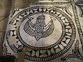 Pieve Terzagni (Pescarolo ed Uniti) - Chiesa di San Giovanni Decollato - Resti di affreschi musivi pavimentali del 1100 09.JPG
