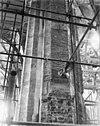 pijlers tijdens restauratie - arnhem - 20024683 - rce