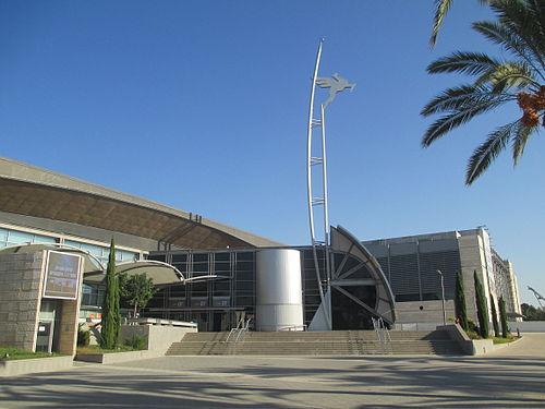 tel aviv convention center pavilion 2 - HD1200×900