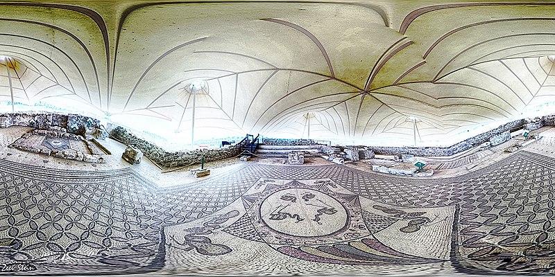 בית הכנסת העתיק בעין גדי