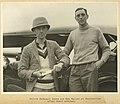 Pilot Cathcart Jones and Ken Waller at Charleville 1934 (15331840746).jpg
