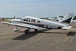 Piper PA28-161 Warrior II 'G-BRBA' (31083853796).jpg