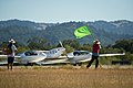 Pipistrel Taurus G4 taxiing at 2011 Green Flight Challenge.jpg