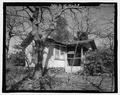 Pisgah National Forest Inn, Chewink Cabin, Blue Ridge Parkway Milepost 408.6, Asheville, Buncombe County, NC HABS NC-356-D-5.tif