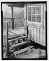 Pisgah National Forest Inn, Chinquapin Cabin, Blue Ridge Parkway Milepost 408.6, Asheville, Buncombe County, NC HABS NC-356-E-6.tif