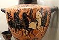 Pittore di antimenes (cerchia), hydria con cavalieri sciti al galoppo, 530-520 ac ca. 03.jpg