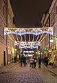 Piwna Street in Warsaw - christmas lights.jpg
