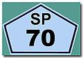 Placa da SP 70 REFON ..jpg